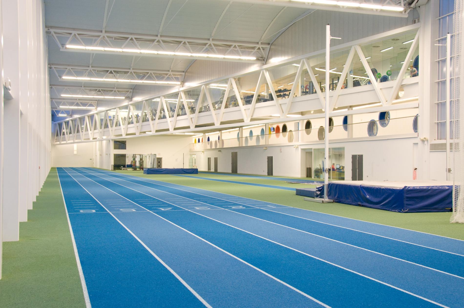 Aberdeen Sports Village Visitaberdeenshire