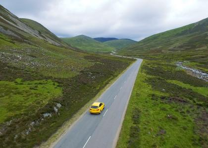 Touring Glenshee low res