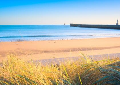 Image of Aberdeen beach