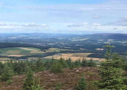 View of Royal Deeside CF2