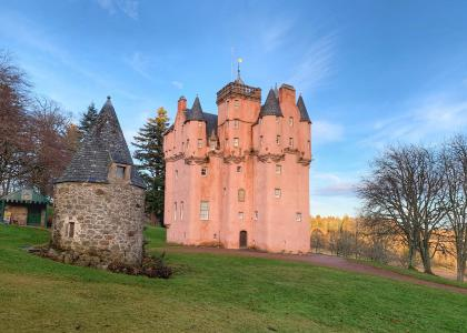 Craigievar Castle low res7