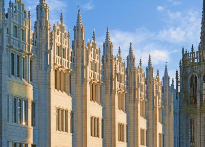 marischal college aberdeen city