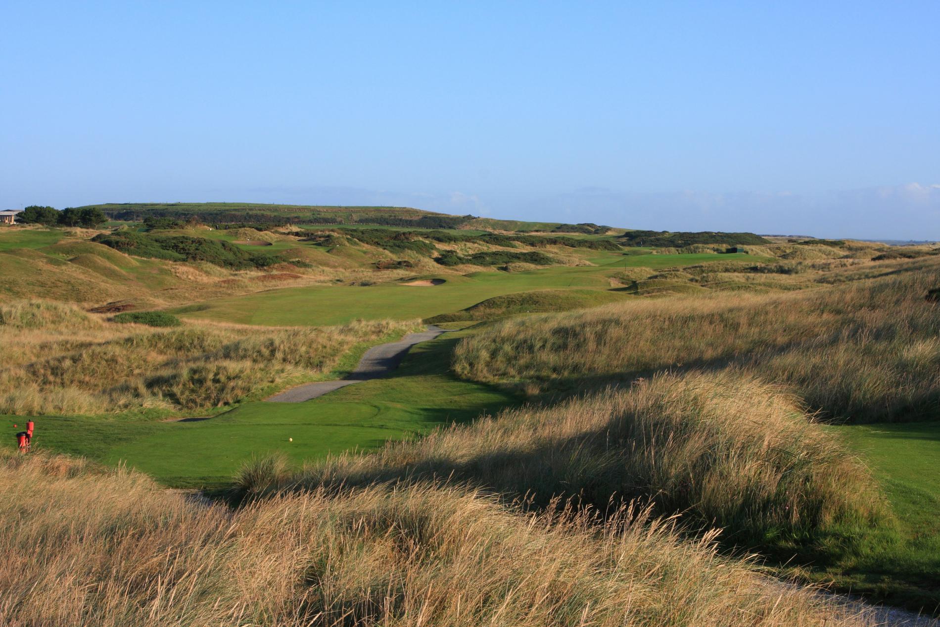 murcar links golf club traditional links golf in aberdeen. Black Bedroom Furniture Sets. Home Design Ideas