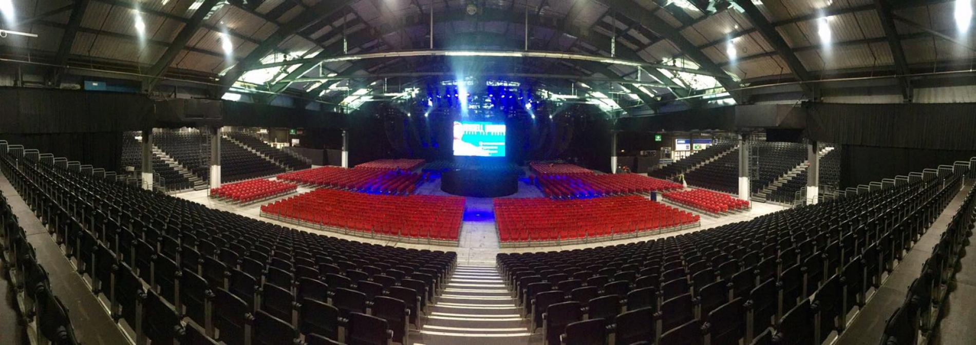 Be Entertained At Aberdeen Exhibition And Conference Centre