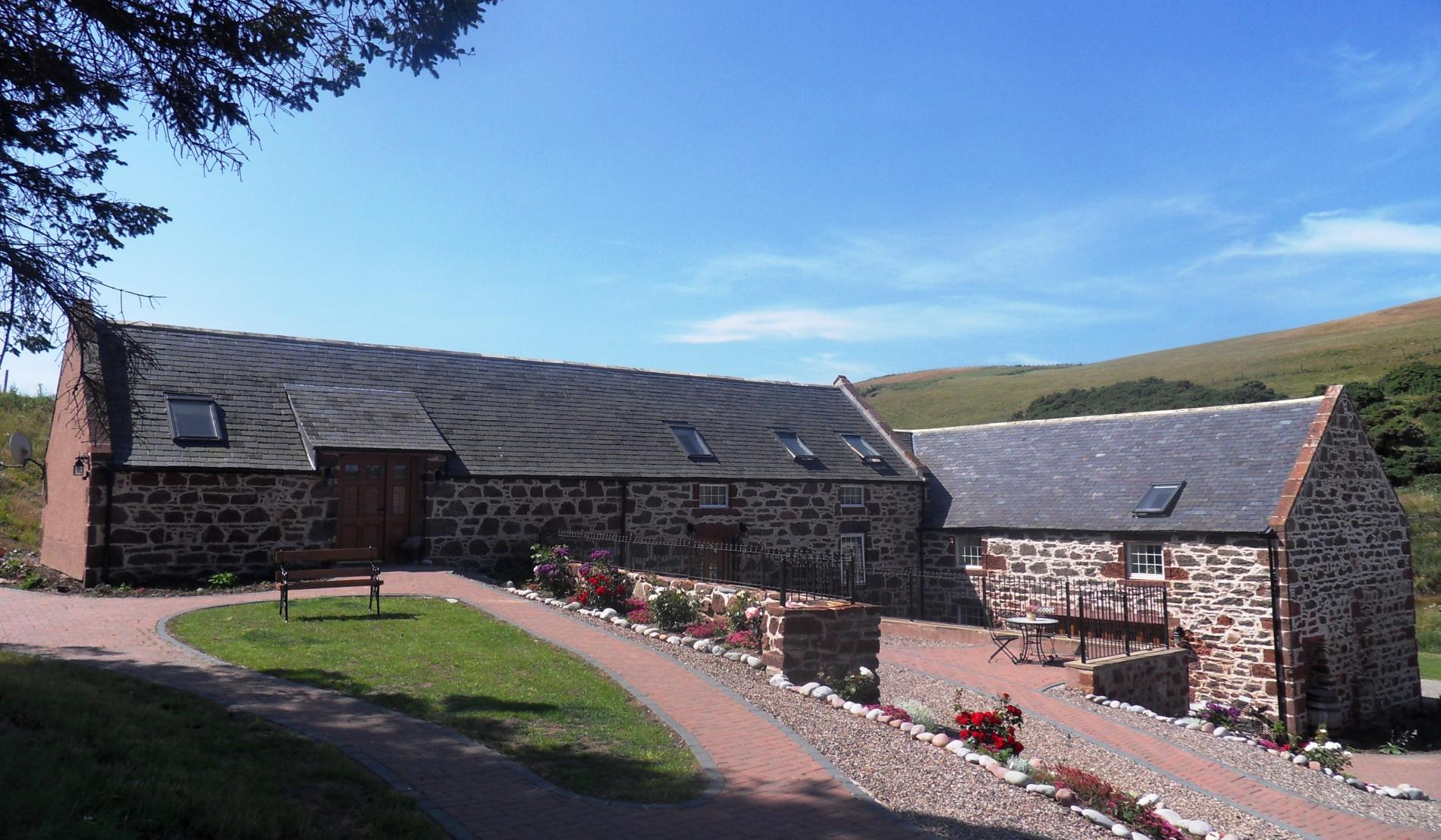 Mill of Nethermill Holidays Beachside Self Catering Apartments
