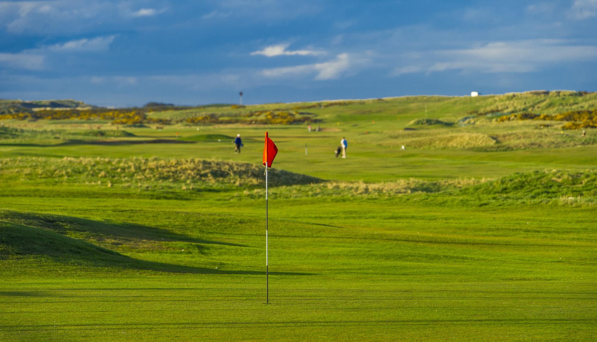 Kings Links Golf Course » VisitAberdeenshire