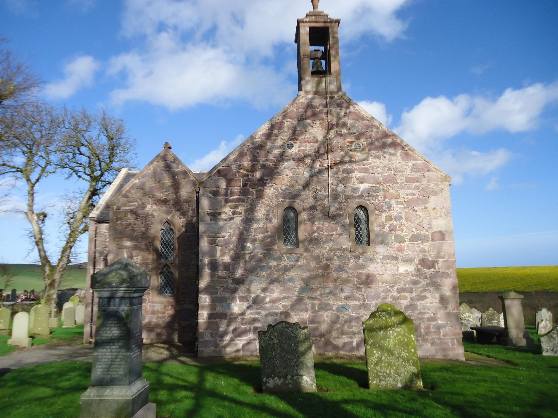 Kinneff Old Church » VisitAberdeenshire
