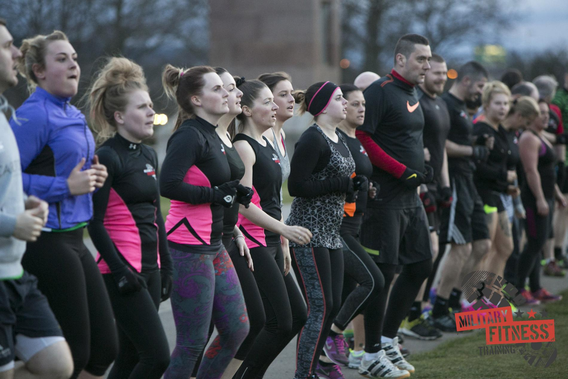 Military Fitness Training in Aberdeen - A Workout Like No Other