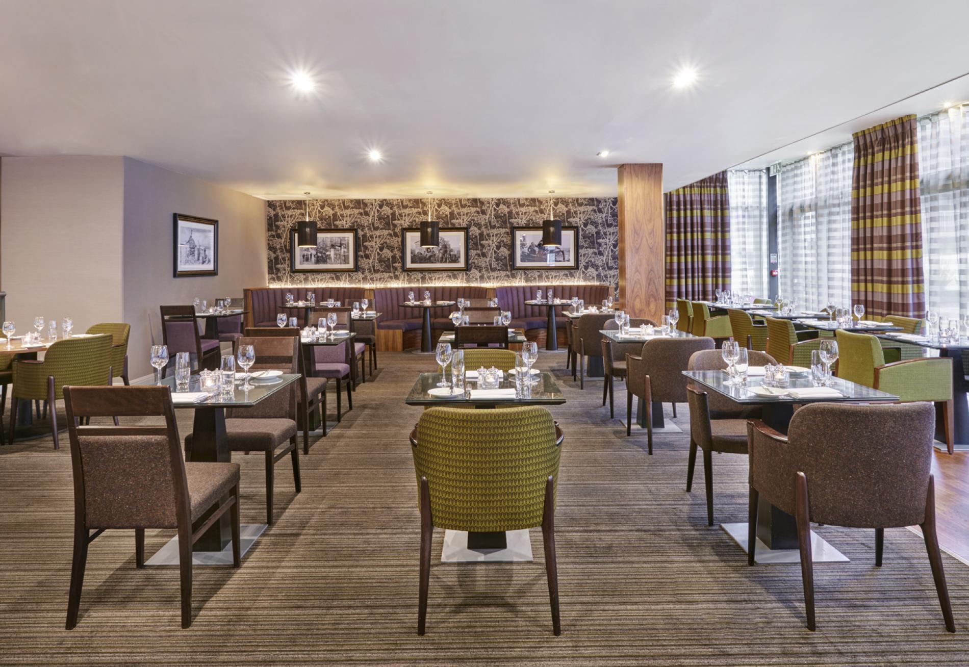 Central Aberdeen Hilton Garden Inn Hotel With Native Restaurant