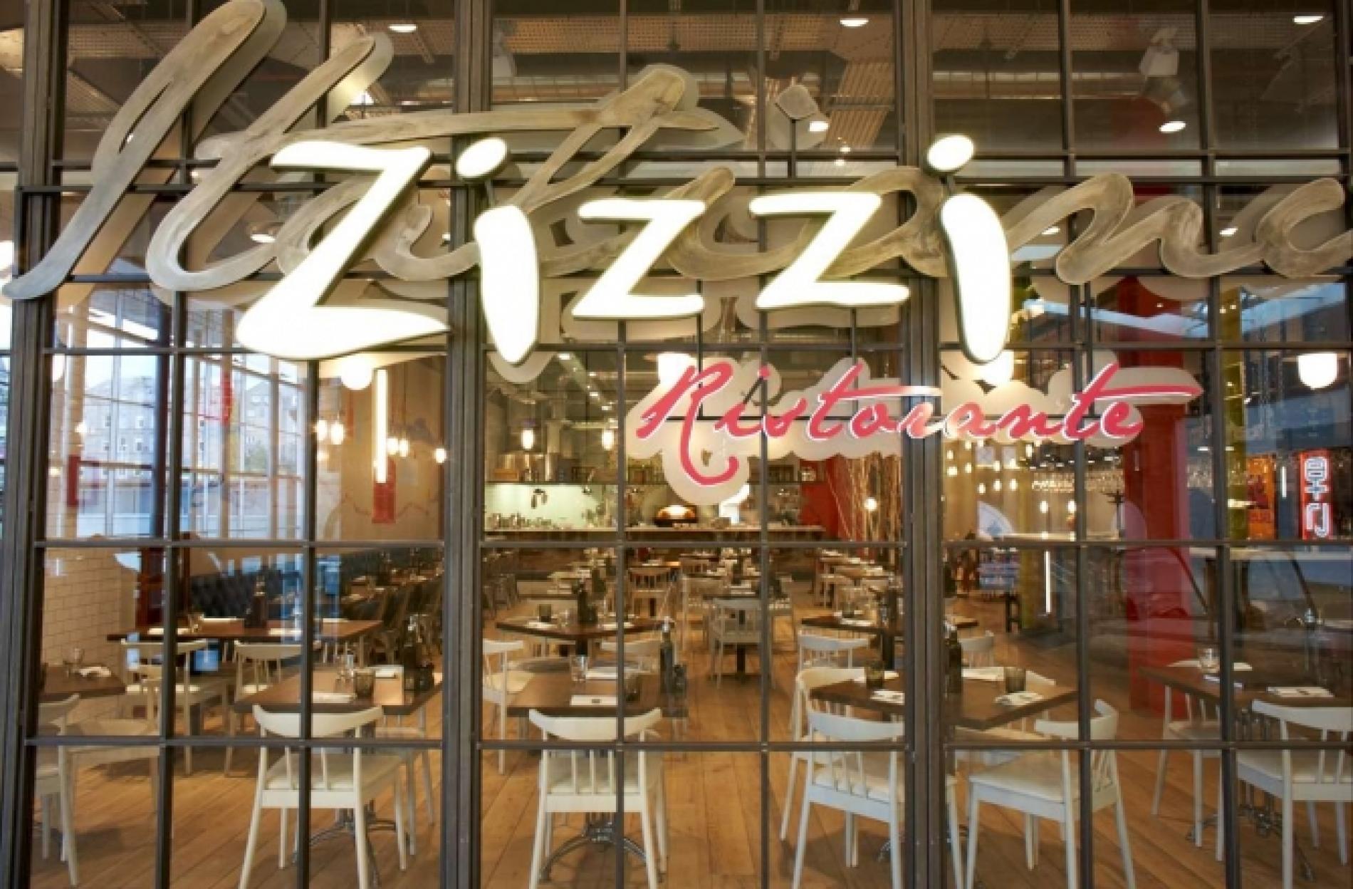 Enjoy Tasty Italian Dishes At Zizzi In Aberdeen City Centre