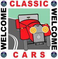 Classic Cars Welcome Scheme Logo