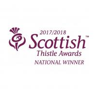 Scottish Thistle Awards National Winner 2017 18