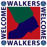 Walkers Welcome Scheme Logo