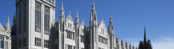 Marischal College front elevation 1