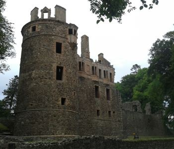 Huntly Castle 2